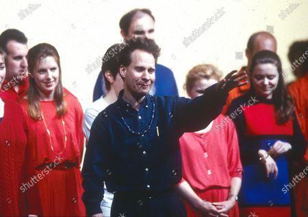 Stock Photo of Peter Sellars