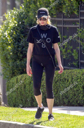Editorial picture of Melanie Griffith out and about, Los Angeles, USA - 23 Apr 2020