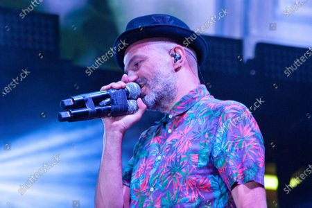 Editorial image of Subsonica in concert, Ancona, Italy - 07 Sep 2019