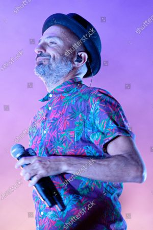 Editorial picture of Subsonica in concert, Ancona, Italy - 07 Sep 2019