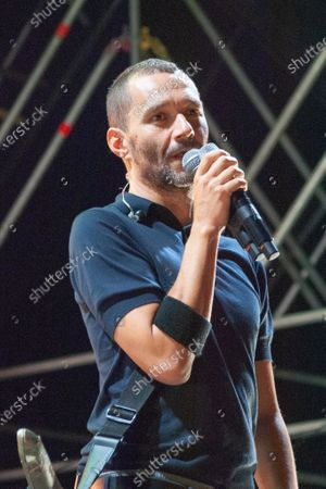 Davide Dileo of Subsonica