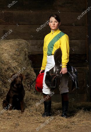 Horse Racing Feature 30/5/2005. Katie Walsh