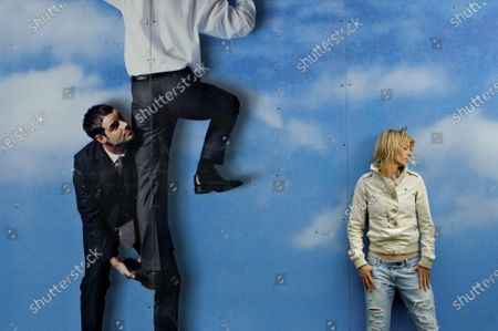 Stock Photo of Olympic Feature 2008. Derval O'Rourke Athlete for Ireland at the Beijing Olympics in China 2008