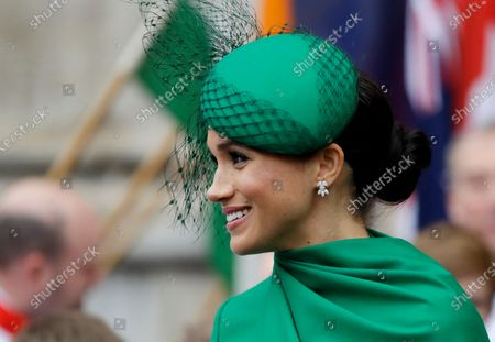 Editorial photo of Royals, London, United Kingdom - 09 Mar 2020