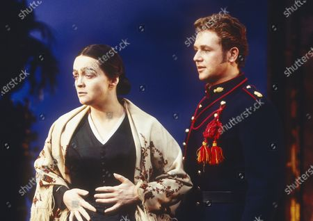 Editorial image of 'Passion' Musical performed at Queen's Theatre, London, UK 1996 - 24 Apr 2020