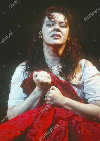 Stock Image of Josie Lawrence