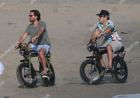 Editorial picture of Scott Disick out and about on the beach, Malibu, Los Angeles, USA - 24 Apr 2020