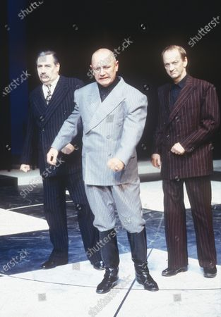 Stock Picture of Steven Berkoff