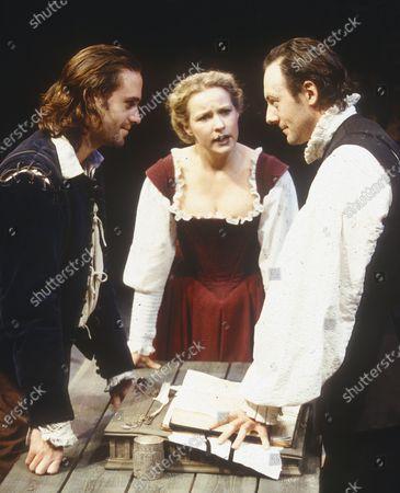 Joseph Fiennes. Teresa Banham. Liam Cunningham