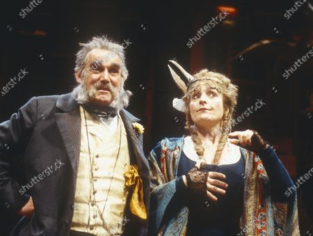 Editorial photo of 'Three Hours' Play performed by the `royal Shakespeare Company, UK 1996 - 25 Apr 2020