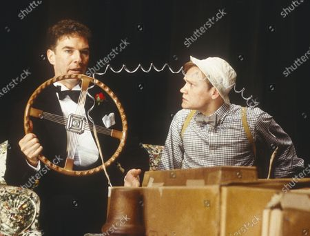 Editorial picture of 'By Jeeves' Play performed in the Duke of York's Theatre, London, UK 1996 - 26 Apr 2020