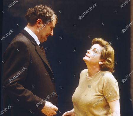 Stock Image of Jim Broadbent Brenda Blethyn