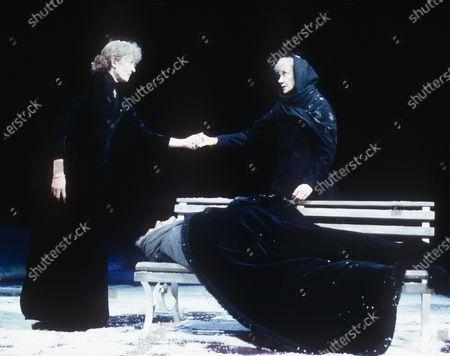 Stock Picture of Vanessa Redgrave Paul Scofield Eileen Atkins