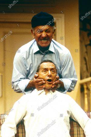 Jack Klugman. Tony Randall