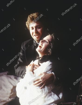 Stock Photo of Roberto Alagna Angela Gheorghiu
