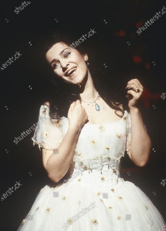Editorial picture of 'La Traviata' Opera performed at the Royal Opera House, London, UK 1996 - 27 Apr 2020