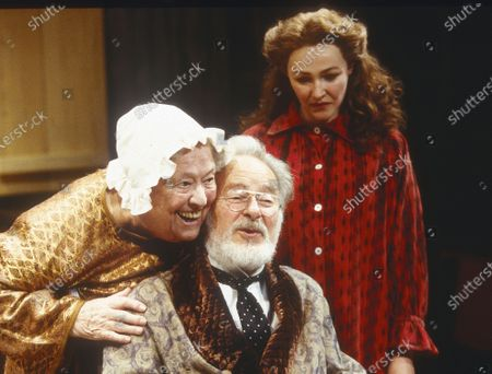 Peggy Mount.  Alec McCowen. Frances Barber