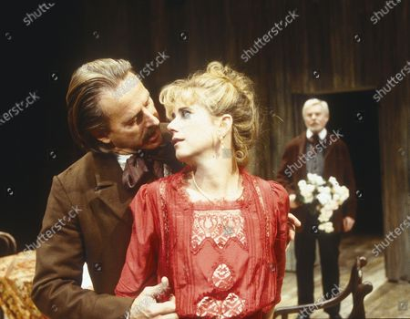Editorial image of 'Uncle Vanya' Play performed in the Minerva Theatre, Chichester, East Sussex, UK 1996 - 27 Apr 2020
