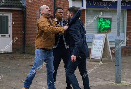 Editorial image of 'Coronation Street' TV Show, UK  - 2020