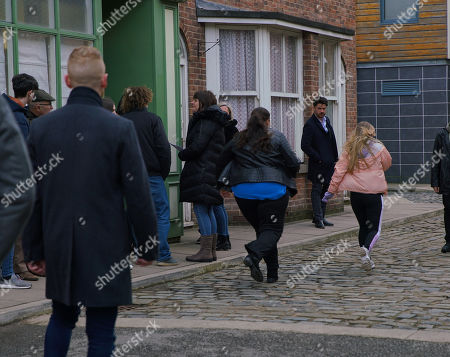 Ep 10058 Wednesday 6th May 2020 When Dev Alahan blames Kelly, as played by Millie Gibson, for heaping so much trouble on Asha Alahan, as played by Tanisha Gorey, Gary Windass, as played by Mikey North, leaps to Kelly's defence leaving Adam Barlow, as played by Sam Robertson, intrigued.
