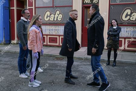 Ep 10058 Wednesday 6th May 2020 When Dev Alahan, as played by Jimmi Harkishin, blames Kelly, as played by Millie Gibson, for heaping so much trouble on Asha Alahan, as played by Tanisha Gorey, Gary Windass, as played by Mikey North, leaps to Kelly's defence leaving Adam Barlow intrigued. With Billy Mayhew, as played by Daniel Brocklebank.