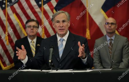 Editorial image of Virus Outbreak Texas, Austin, United States - 27 Apr 2020