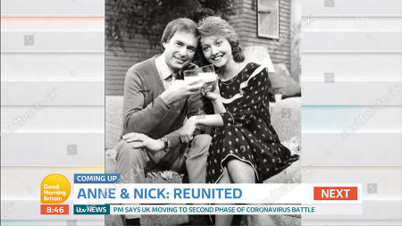 Anne Diamond, Nick Owen