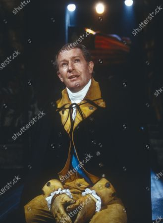 Editorial image of 'American General' Play performed by the Royal Shakespeare Company, UK 1996 - 27 Apr 2020