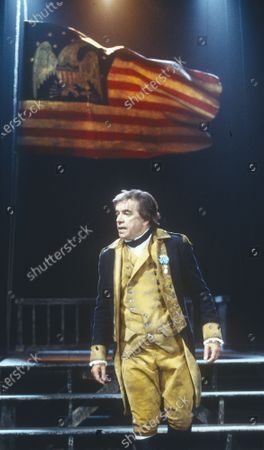 Editorial picture of 'American General' Play performed by the Royal Shakespeare Company, UK 1996 - 27 Apr 2020