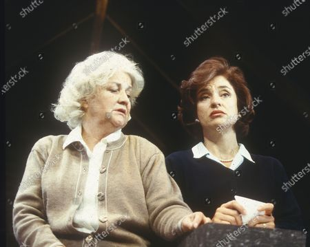 Editorial picture of 'Kindertransport' Play performed at the Vaudeville Theatre, London, UK 1996 - 27 Apr 2020