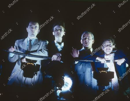 Editorial picture of 'The Lights' Play performed at the Royal Court Theatre, London, UK 1996 - 27 Apr 2020