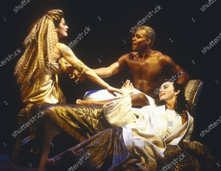 Editorial image of 'Troilus and Cressida' Play performed by the Royal Shakespeare Company, UK 1996 - 27 Apr 2020