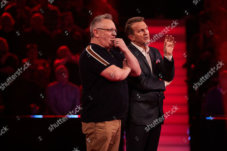 Editorial photo of 'Beat The Chasers' TV Show, Series 1, Episode 2, UK - Apr 2020