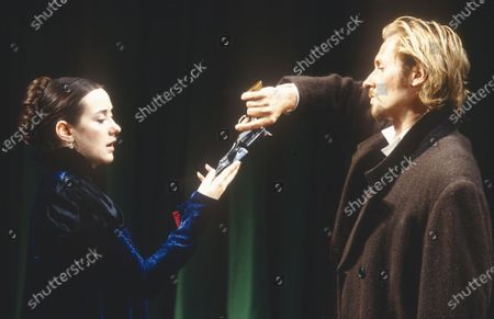 Editorial picture of 'Hedda Gabler' Play performed at the Donmar Warehouse, London, UK 1996 - 28 Apr 2020