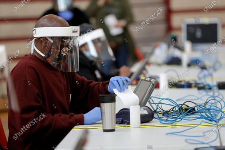 Editorial image of Virus Outbreak Congress Maryland, Baltimore, United States - 28 Apr 2020