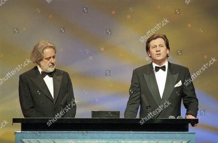 Editorial image of 'BAFTA - British Academy Television and Film Awards' TV Show UK   - 21 Apr 1996