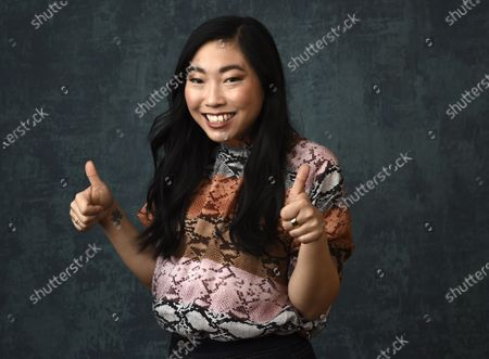 "Awkwafina, born Nora Lum, poses for a portrait to promote her Comedy Central series ""Awkwafina is Nora from Queens,"" in Pasadena, Calif. Awkwafina will participate in the Class of 2020 multi-hour graduation streaming event on Facebook and Instagram on May 15"