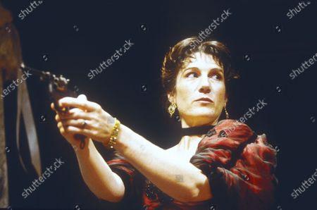 Stock Image of Harriet Walter.