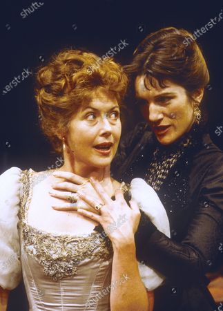 Editorial photo of 'Hedda Gabler' Play performed at the Minerva Theatre, Chichester, East Sussex, UK 1996 - 28 Apr 2020
