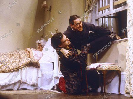 Rachel Bell; Kevin McNally Griff Rhys Jones