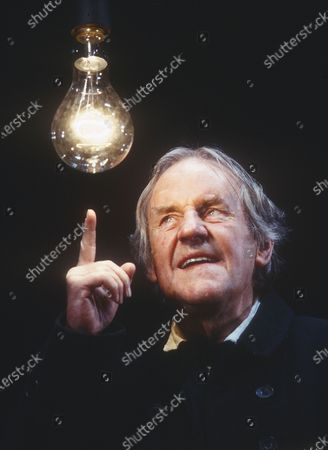 Stock Image of Richard Briers