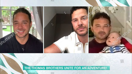 Ryan Thomas and Scott Thomas and Adam Thomas