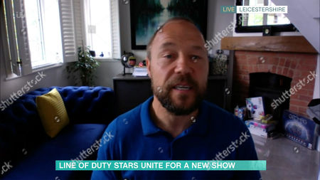 Stock Picture of Stephen Graham
