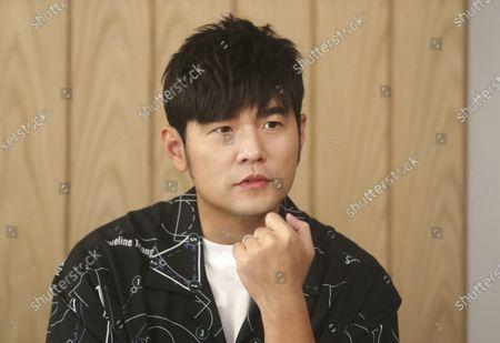 Editorial picture of Jay Chou, Taipei, Taiwan - 26 Apr 2020