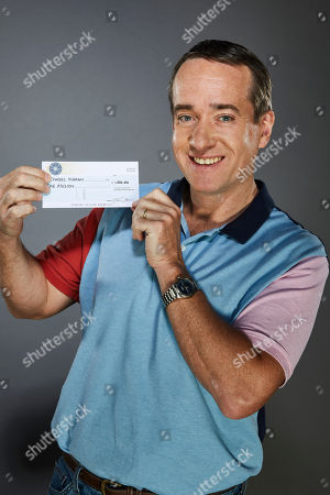 Stock Image of Matthew Macfadyen as Charles Ingram