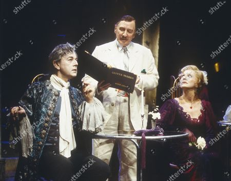 Editorial image of 'Camino Real' Play performed by the Royal Shakespeare Company, UK 1997 - 29 Apr 2020