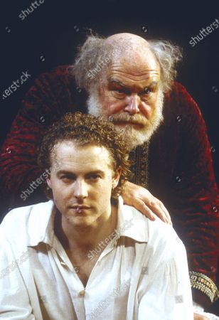 Editorial picture of 'Henry IV' Play performed at the Old Vic Theatre, London, UK 1997 - 29 Apr 2020