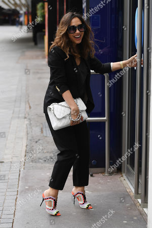 Editorial picture of Myleene Klass out and about, London, UK - 30 Apr 2020