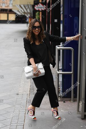 Editorial photo of Myleene Klass out and about, London, UK - 30 Apr 2020