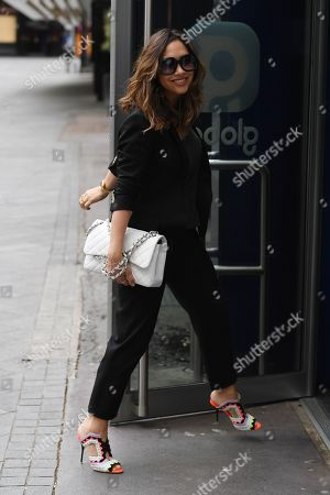 Editorial image of Myleene Klass out and about, London, UK - 30 Apr 2020